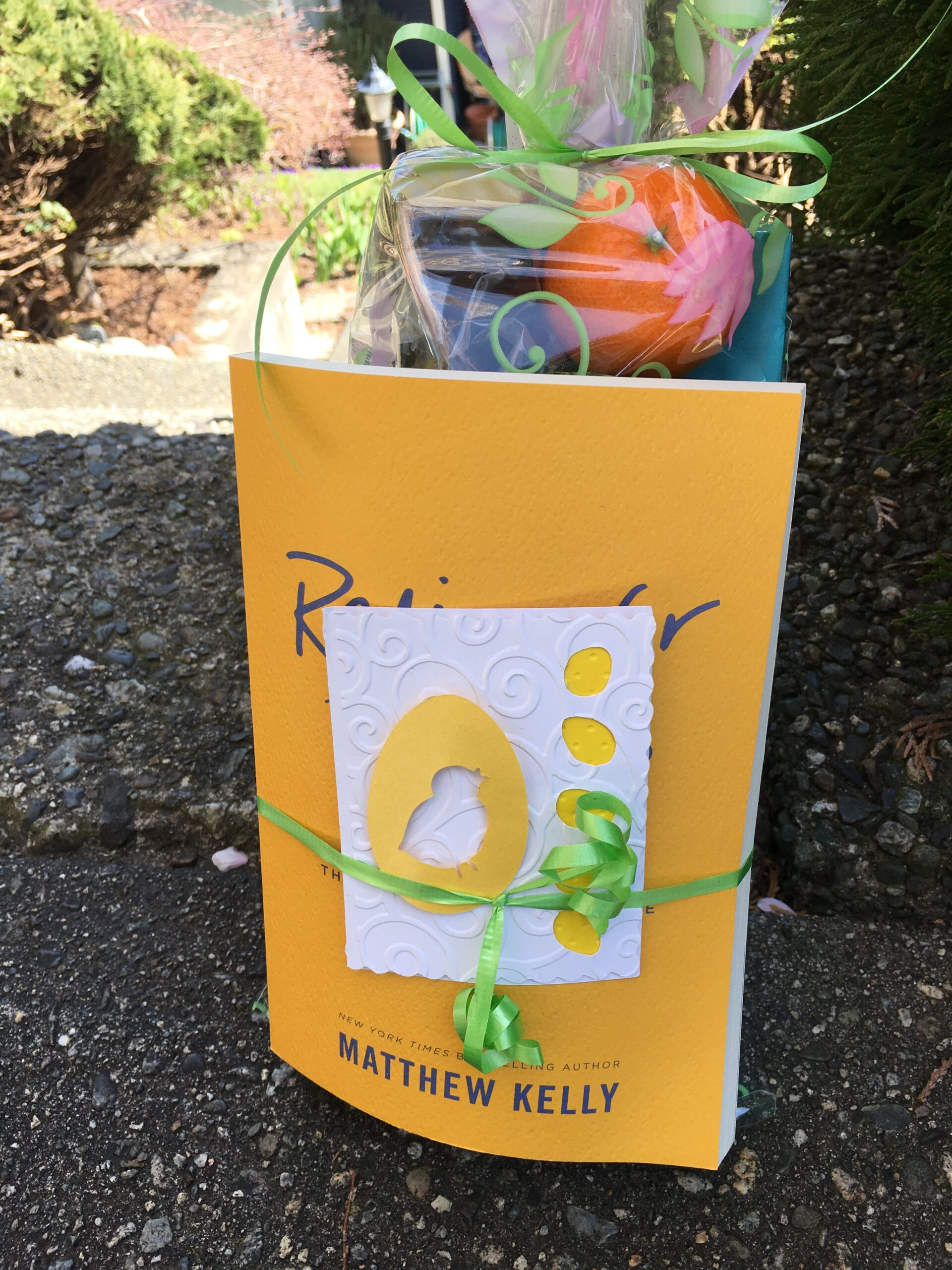 Easter gift bags 2020